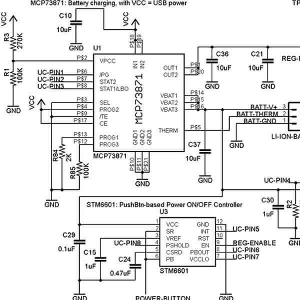 Schematic Layout - Technical Diagrams on